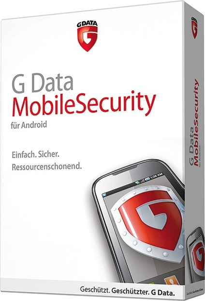 「G Data MobileSecurity for Android」パッケージ