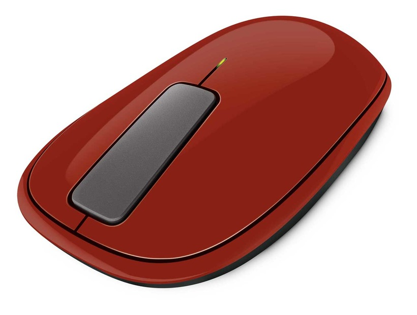 「Microsoft Explorer Touch mouse」テラコッタ