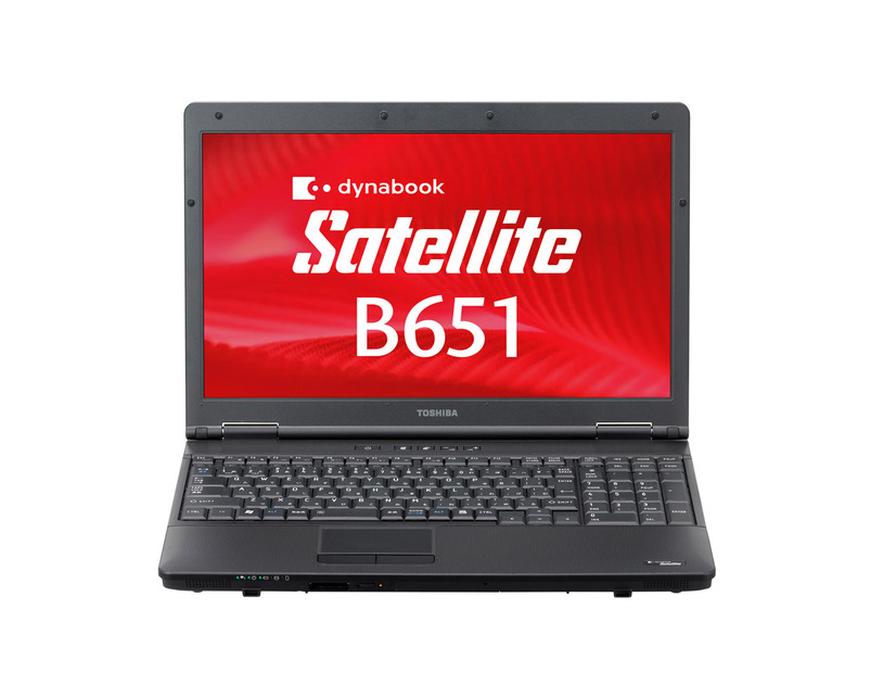 「dynabook Satellite B651」