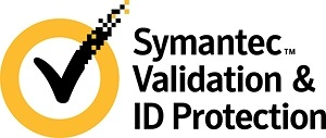 「Symantec Validation & ID Protection」 ロゴ