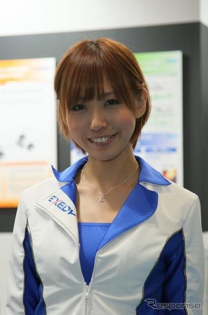 【フォトレポート】東京モーターショー 2011 コンパニオン…エクセディ 28枚目の写真・画像