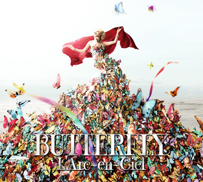 「BUTTERFLY」完全生産限定盤