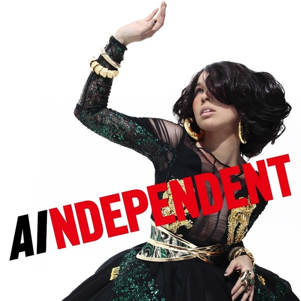 「INDEPENDENT」ジャケット
