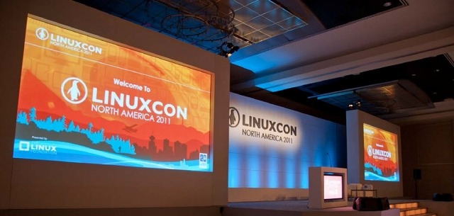 「LinuxCon North America 2011」の模様
