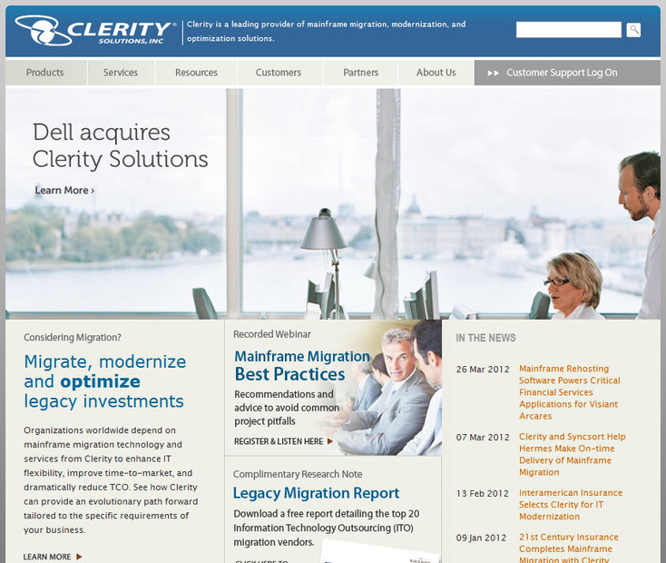 Clerity Solutions