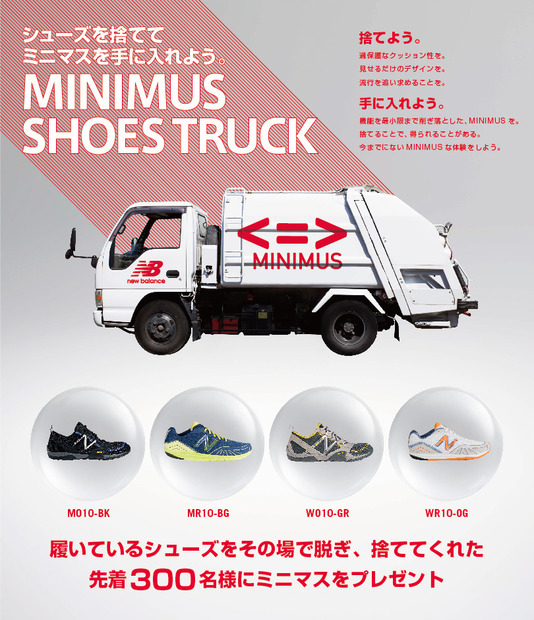 MINIMUS SHOES TRUCK