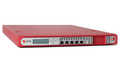 Trend Micro Network VirusWall Enforcer 2500