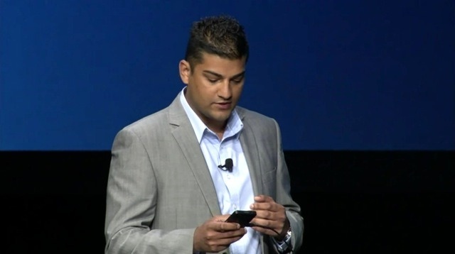 The Keyboard Being Designed for BlackBerry 10: A Sneak Peek from BlackBerry World 2012