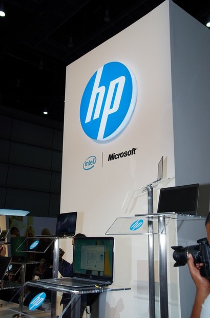 【HP GIS 2012(Vol.1)】Ivy Bridge搭載のUltrabook2モデルを発表!