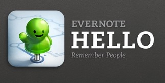 「Evernote Hello」ロゴ