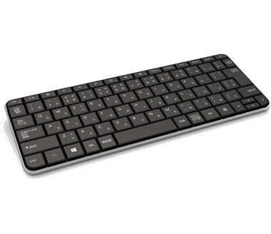 「Microsoft Wedge Mobile Keyboard」(型番:U6R-00022)
