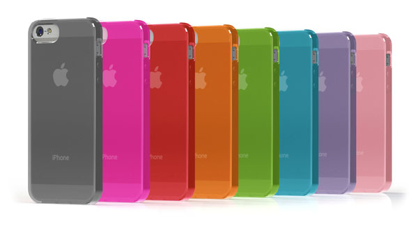「TUNEWEAR SOFTSHELL for iPhone 5」