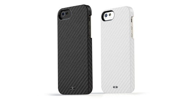 「TUNEWEAR CarbonLook for iPhone 5」