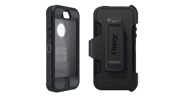 「OtterBox Defender for iPhone 5」