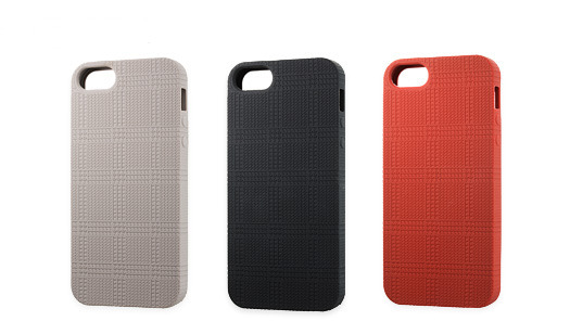 「SoftBank SELECTION シリコーンケース for iPhone 5」