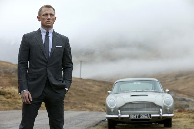 『007 スカイフォール』 Skyfall  (c)2012 Danjaq, LLC, United Artists Corporation, Columbia PicturesIndustries, Inc. All rights reserved.