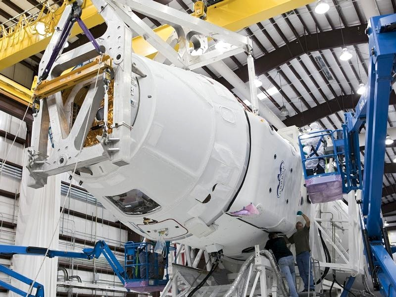 NASA SpaceX CRS-1