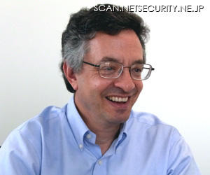 CA Technologies Chief Architect,Security Jim Reno氏