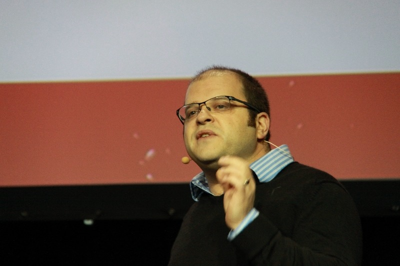 Twilio CEO Jeff Lawson氏