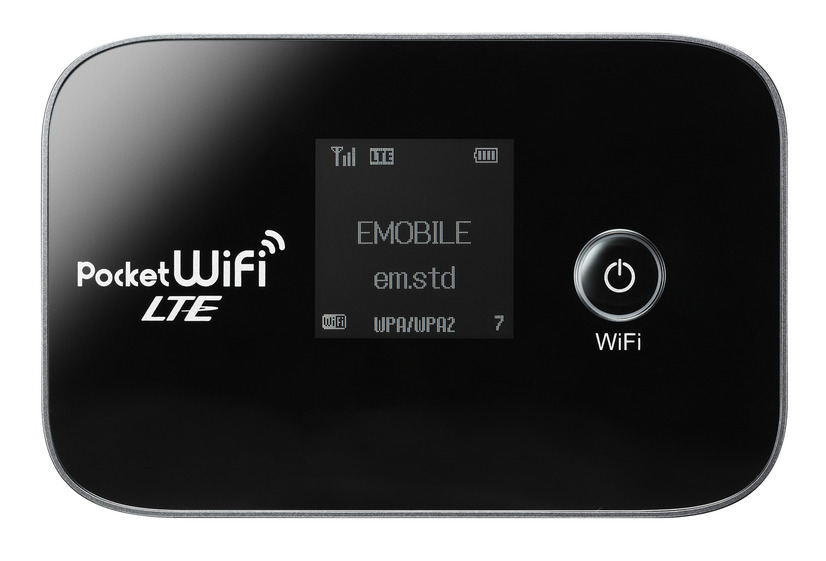 Pocket WiFi LTE(GL04P)