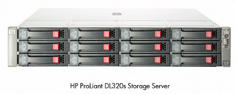 HP ProLiant DL320s