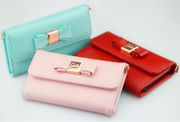 「Julia PhonePochette(ジュリア・フォンポシェット)for iPhone 5」