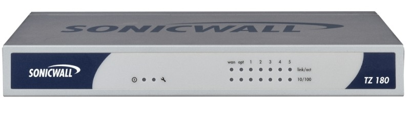 SonicWALL TotalSecure 10/25/50
