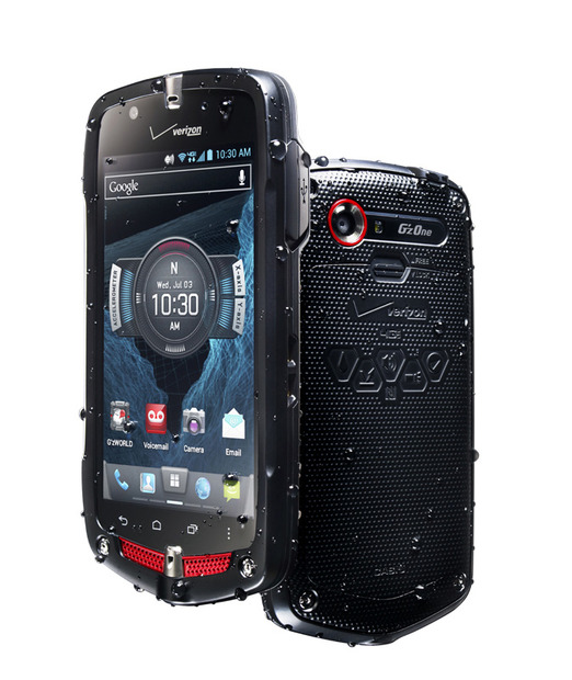「G'zOne COMMANDO 4G LTE」