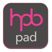 「hpb pad for WordPress」アイコン