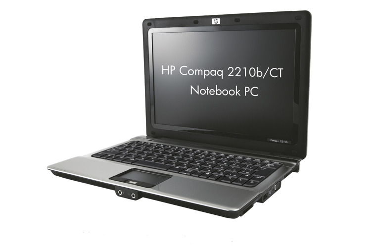 HP Compaq 2210b/CT Notebook PC
