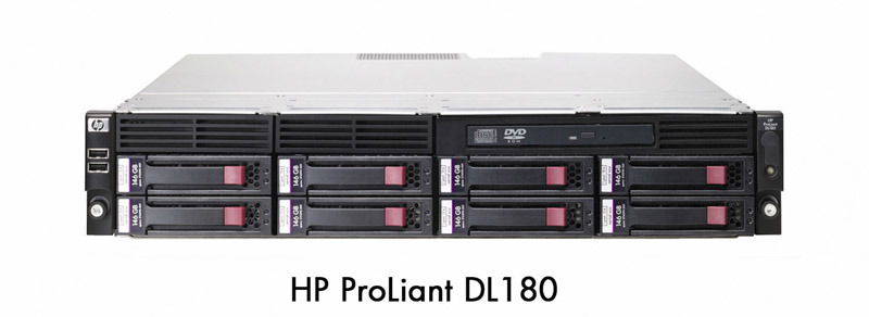 HP ProLiant DL180