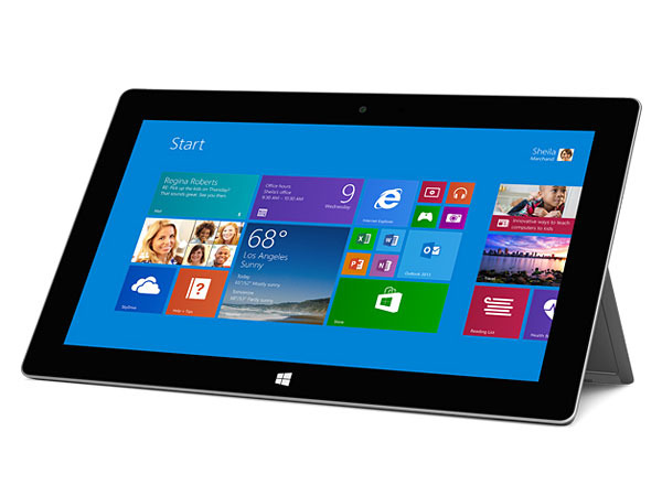 Tegra 4搭載の「Surface RT」後継機「Surface 2」