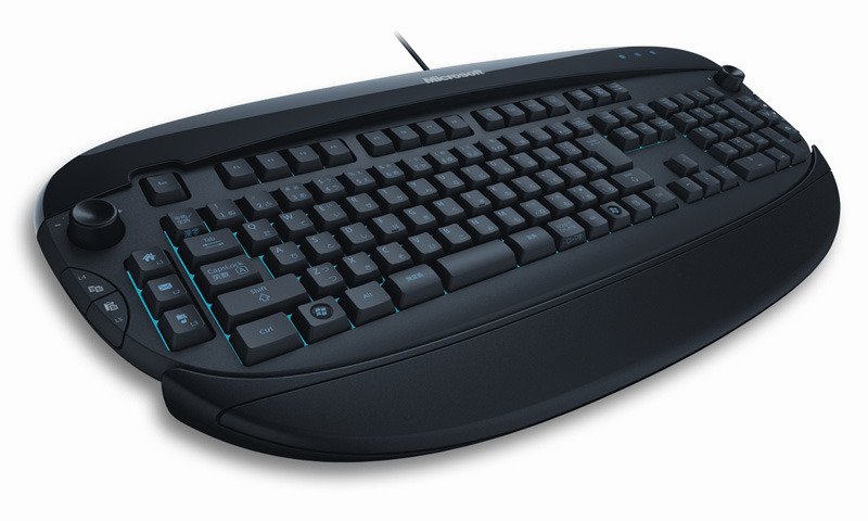Reclusa Game Keyboard
