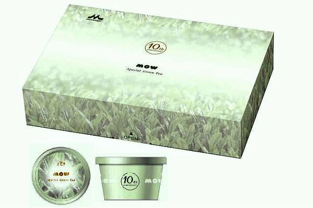 MOW(モウ)Special Green Tea(120ml×6個入り)