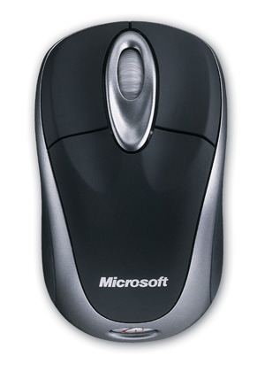 Wireless Notebook Optical Mouse 3000(ベーダーブラック)