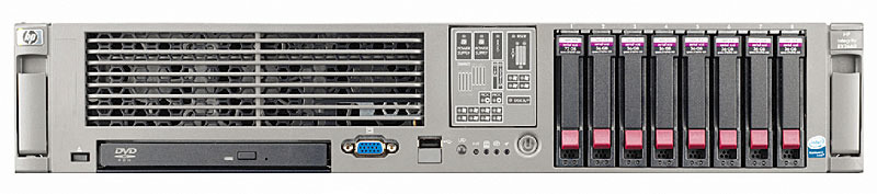 「HP Integrity rx2600」