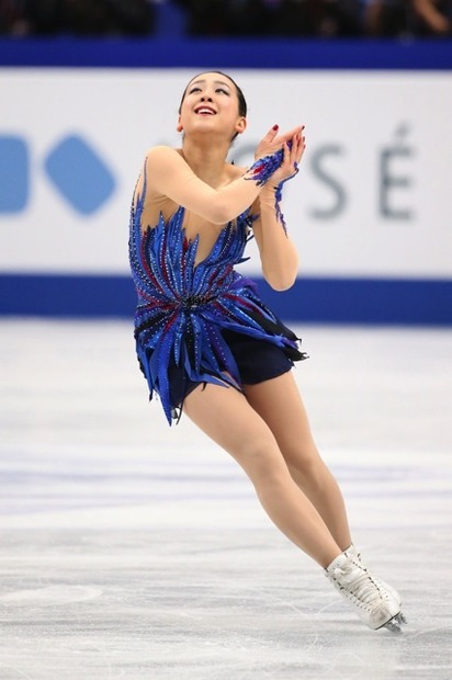 浅田真央 (c) Getty Images