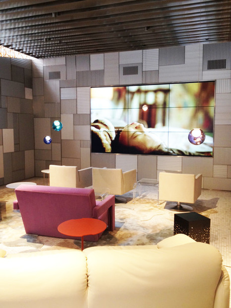 Short Films Theater with Cassina ixc. at INTERSECT BY LEXUS