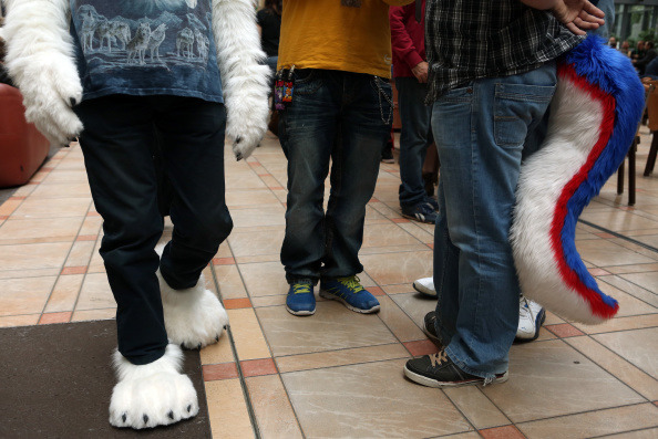 Eurofurence 2014(c)Getty Images