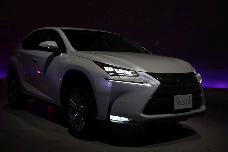 LEXUS NX AMAZING NIGHT