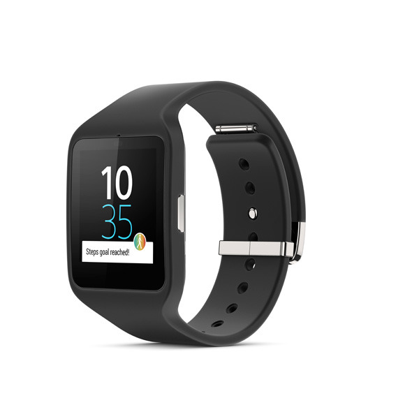 【IFA 2014】ソニー、Android Wear採用「SmartWatch 3」と曲面E Ink搭載「SmartBand Talk」を発表