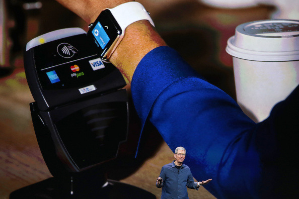 Apple Watch(c)Getty Images