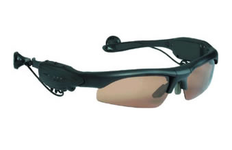 iSonic MP3 sunglasses