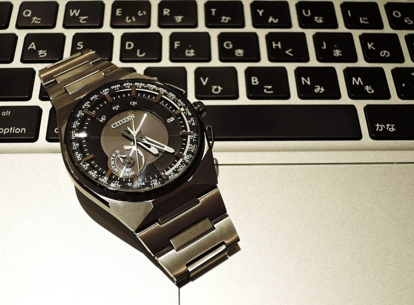 Eco-Drive SATELLITE WAVE F100