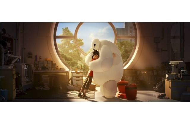 (C) 2015 Disney. All Rights Reserved.Disney.jp/Baymax/touch