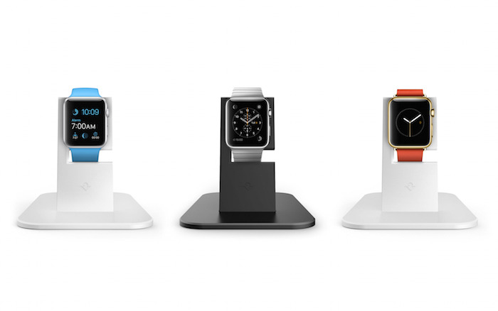 Apple Watch用充電スタンド「Twelve South HiRise for Apple Watch」