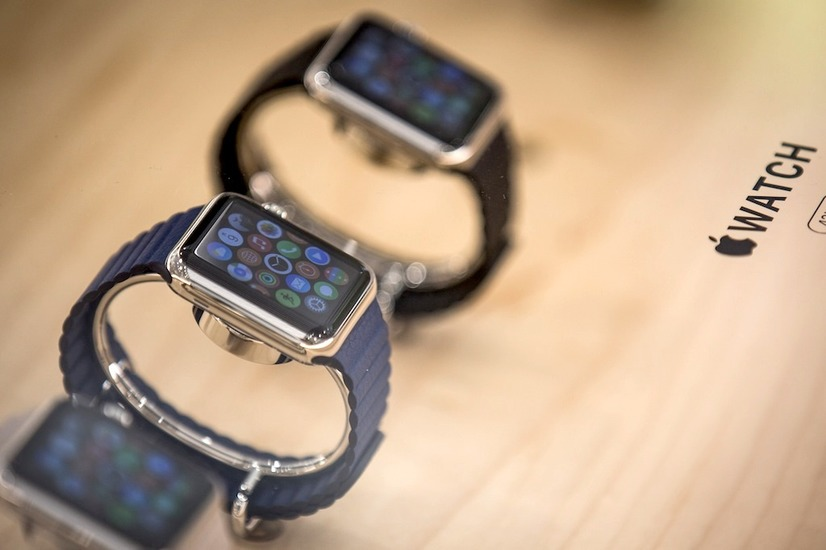 Apple Watch発売 (c) Getty Images