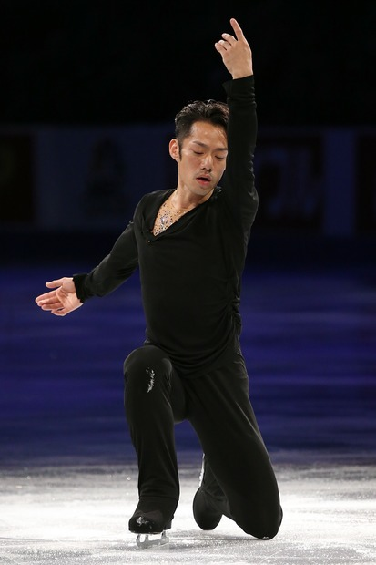高橋大輔 (C) Getty Images