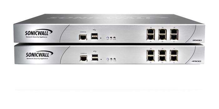 SonicWALL Network Security Appliance