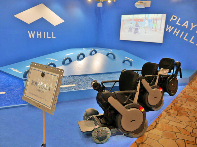 WHILL「WHILL Model A」